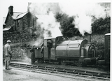 iBase 1353 - Welsh Pony on down train at Blaenau Ffestiniog